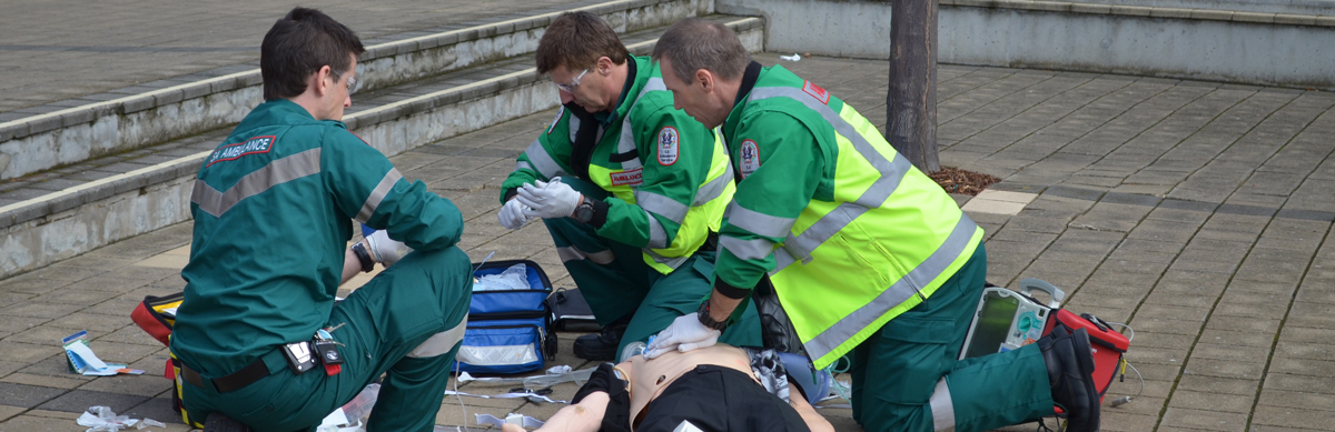 Paramedic Courses